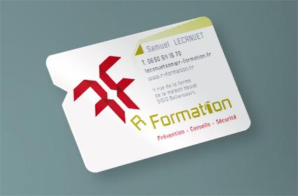 Carte De Visite RFormation